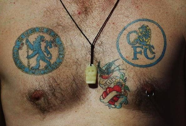 Chelsea Send In Your Tattoos Chelsea Headhunters